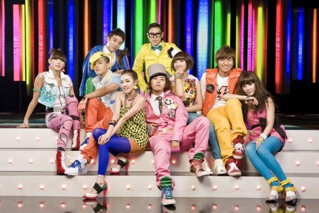 Image result for 2ne1 images lollipop