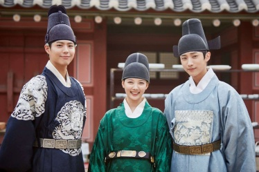 Image result for kdrama image moonlight drawn by clouds.