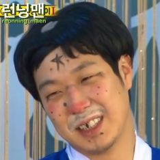 Image result for running man funny face