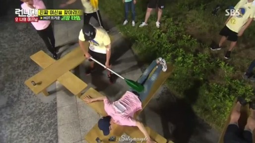 Image result for running man kwang soo penalty