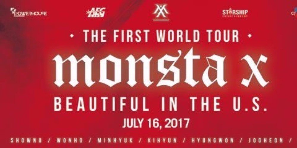 Monsta X Beautiful In The USA: Chicago  – KPOP Jacket Lady